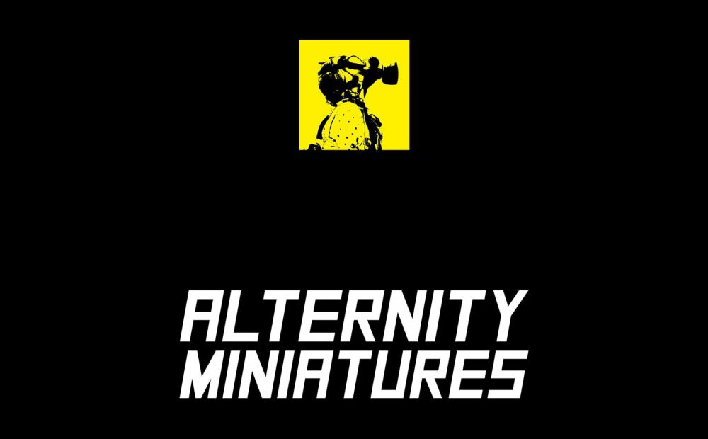 Alternity Miniatures