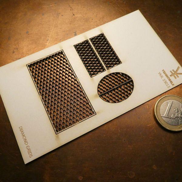 YML35013 Diamond Grids