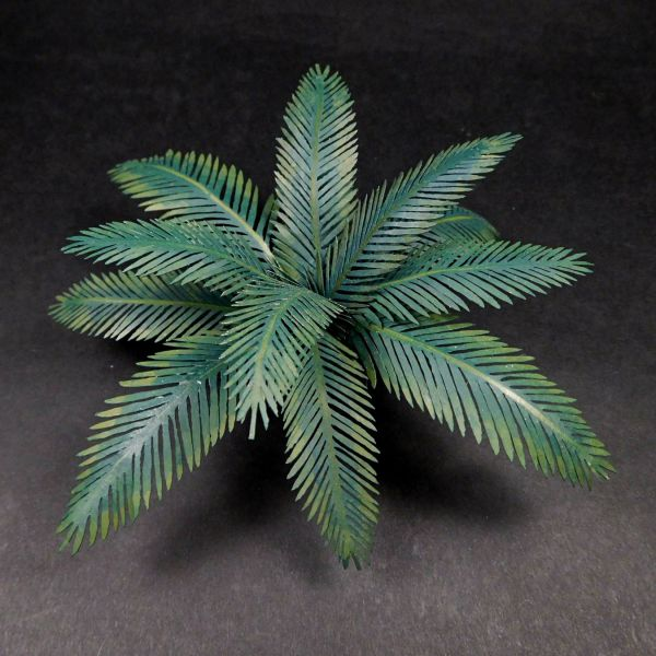 "<p>These large, generic palm-leaves (or ""fronds"") can be used to create a number of palms, on either tall or short trunks.<br />