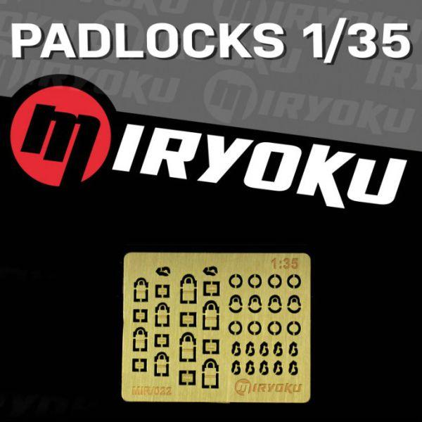 MIR/022 Padlocks